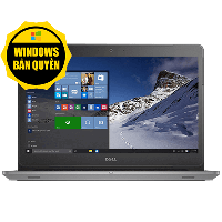 Laptop Dell Vostro 5459 i5 6200U/4GB/500GB/VGA 2GB/Win10/Office365
